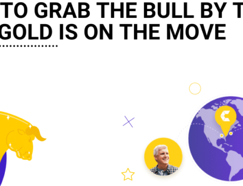 CORO market update: It's time to grab the bull by the horns – gold is on the move